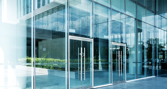 Commercial Glass Product Solutions in Columbia IL