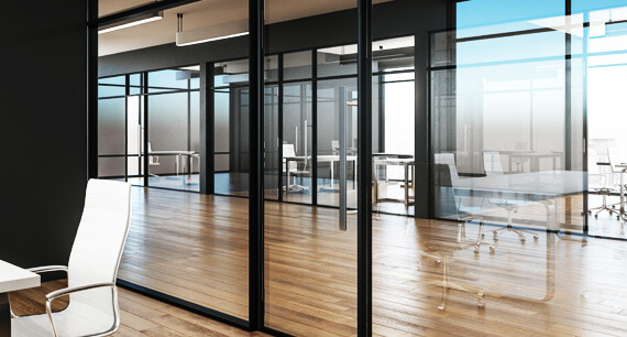 Glass Company for Commercial Solutions in Freeburg IL