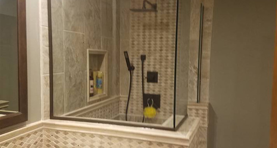 Local Glass Repair for Bathroom in Smithton IL
