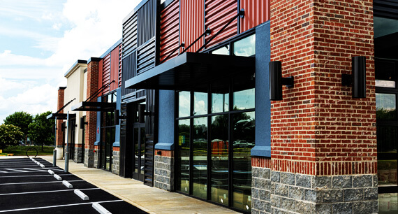 Local Glass Repair for Business in Smithton IL